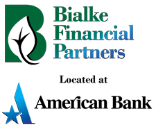 Bialke Financial Partners Located at American Bank
